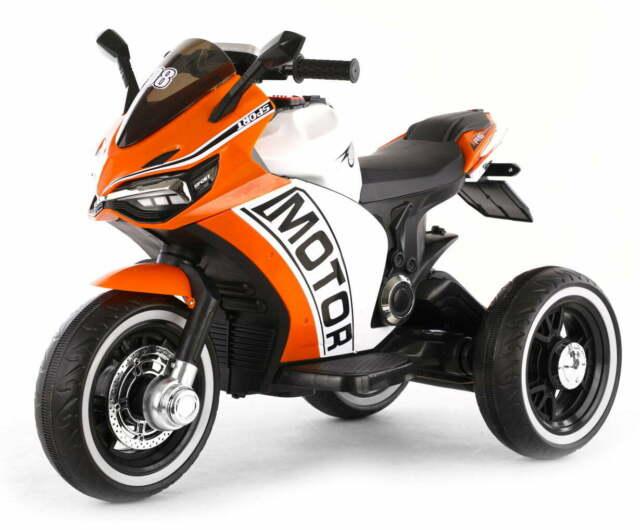 Moto Elettrica Per Bambini 12v Rolland Championchip