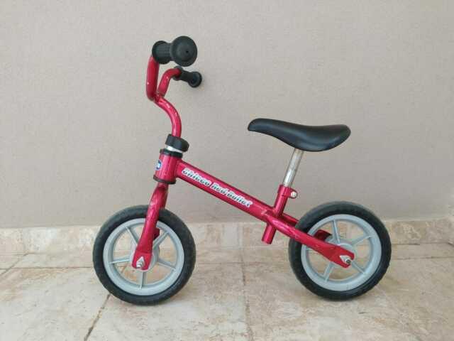 Prima Bicicletta Chicco senza pedali per l'equilibrio 2-5