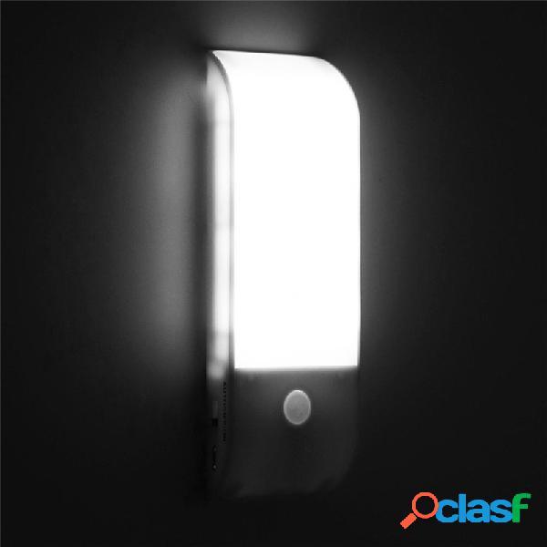 12 LED Cucina ricaricabile USB PIR Sensore di movimento luce