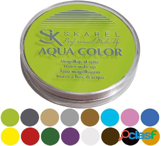 12 ml di trucco aquacolor in vari colori