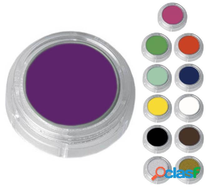 2,5 ml di trucco a base di acqua in vari colori
