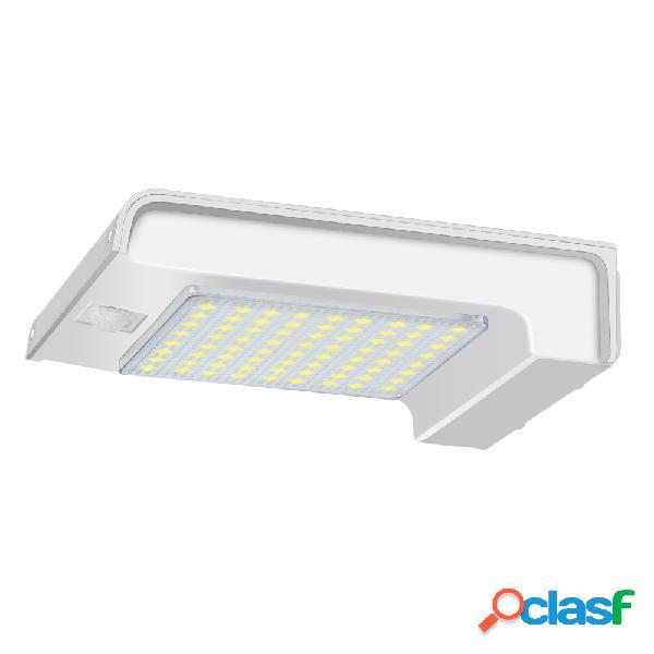 72 LED solare Sensore di movimento per applique da parete di
