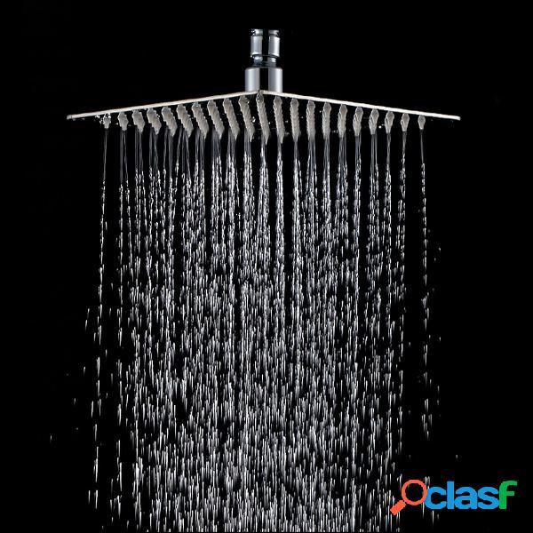 8 pollici in acciaio inox pioggia doccia testa bagno