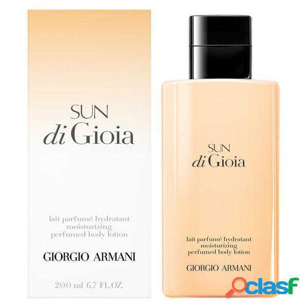 ARMANI Sun Di Gioia Perfumed Body Lotion 200ML