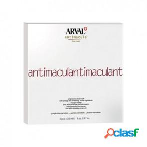 ARVAL Antimacula Brightening Face Mask Bustine Monodose