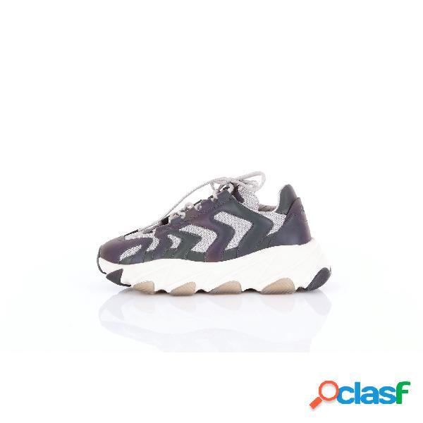 ASH Ash sneakers basse Sneakers Basse Uomo Grigio e viola
