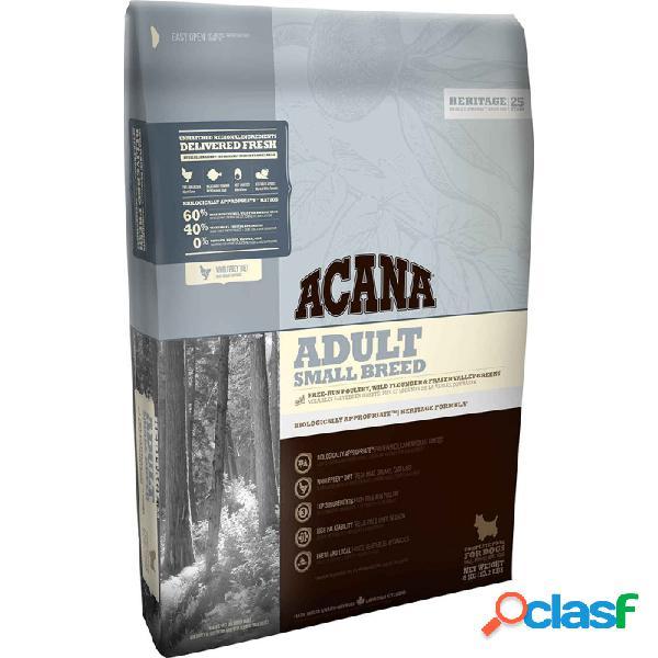 Acana - Acana Heritage Adult Small Breed Per Cani Sacco Da 2