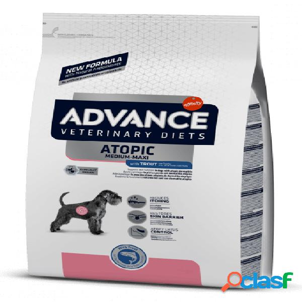 Affinity advance diet cane atopic medium maxi trota kg 12
