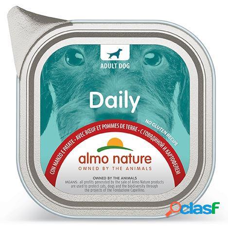 Almo nature daily menu pfc per cani gr 300 con manzo e