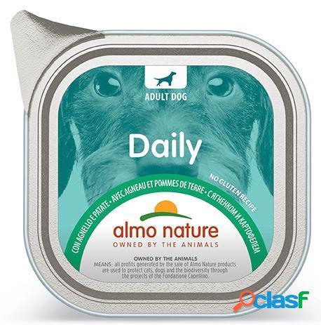 Almo nature daily menu pfc per cani gr 300 con tacchino e