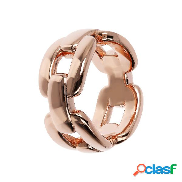 Anello Geometrie Golden Rosè   ROSE GOLD / 12