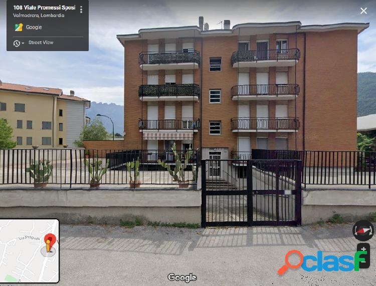 Appartamento alla'asta V.le P. Sposi 108 Valmadrer