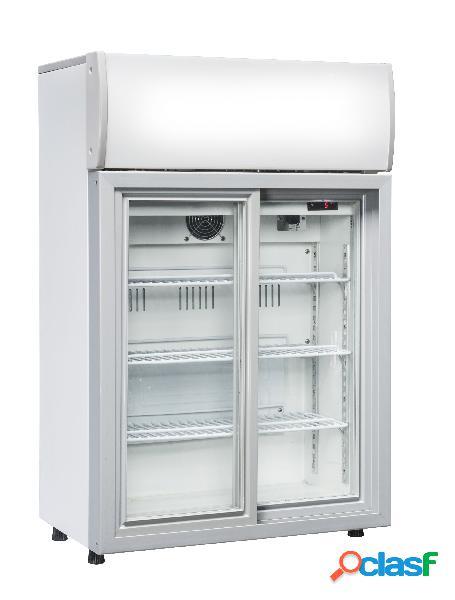 Armadio a refrigerazione ROLL BOND per bibite - capacità 85