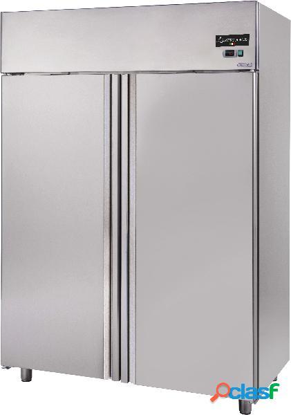 Armadio frigo pasticceria ventilato con 2 porte -
