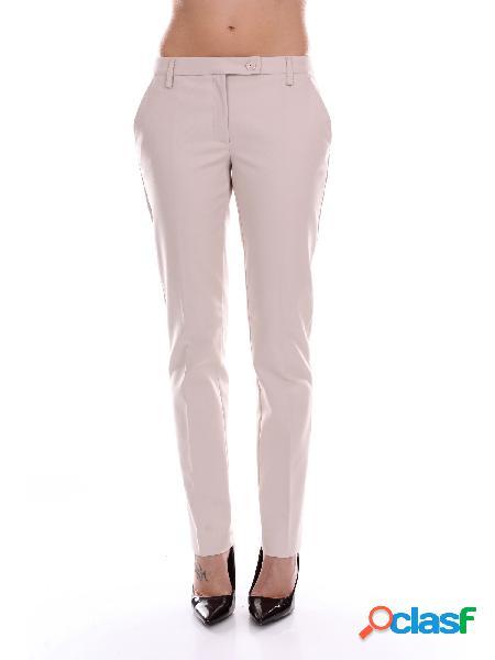 BLUGIRL BLUGIRL - PANTALONE Pantalone Donna Beige