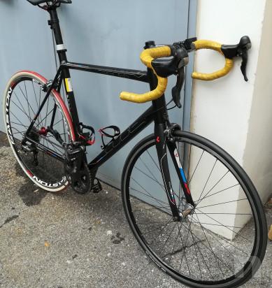 Bici da corsa in alluminio - Shimano Ultegra 9 rapporti