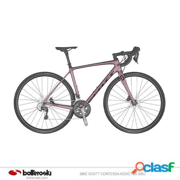 Bike Scott Contessa Addict 35 disc (Colore: rosa, Taglia: