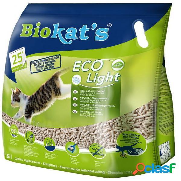 Biokat's lettiera eco light 5 l