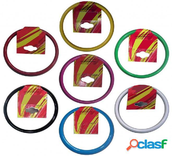 Bracciale flamenco di diametro 5,9 cm in vari colori