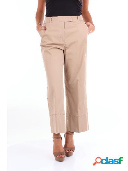CAPPELLINI CAPPELLINI - PANTALONE Pantalone Donna Beige