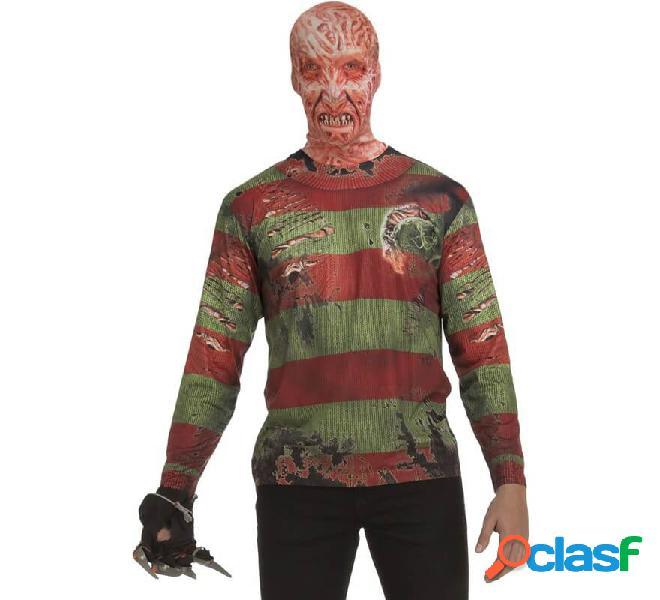 Camicia da uomo freddy krueger per uomo