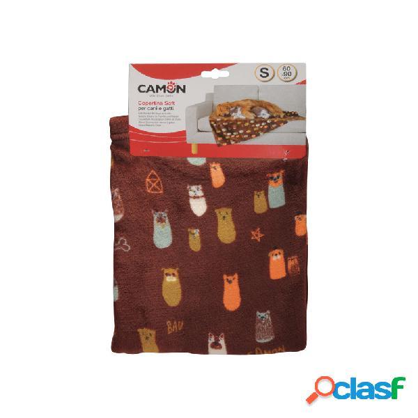 Camon Copertina Soft per cani e gatti 60x90 cm