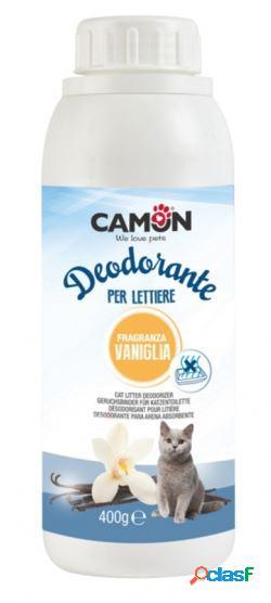 Camon deodorante lettiera vanilla 400 gr