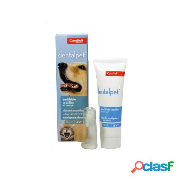 Candioli - Dentalpet Pasta Dentifricia Per Cani E Gatti Tubo