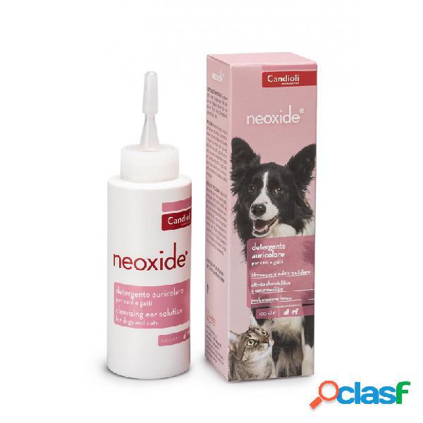 Candioli - Neoxide Detergente Auricolare Per Cani E Gatti