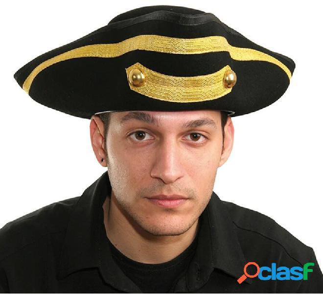 Cappello capitano pirata