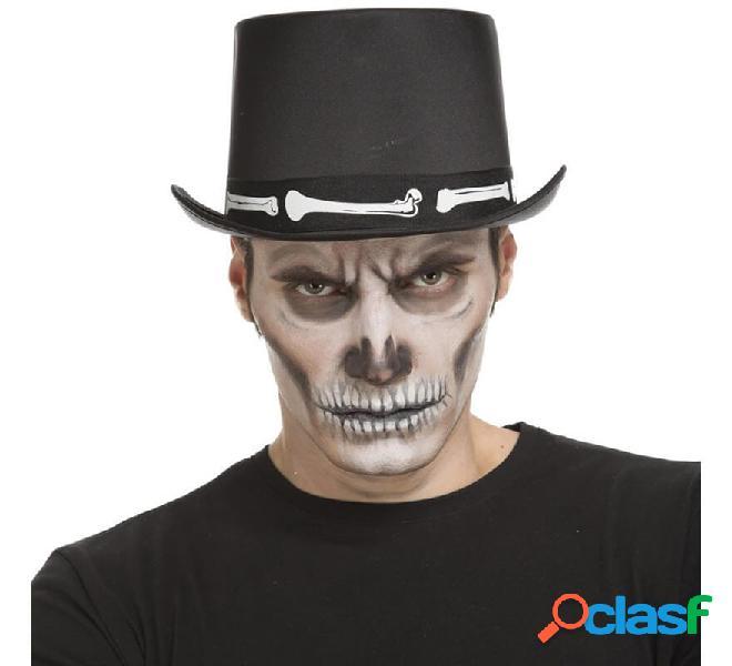 Cappello di ossa di scheletro