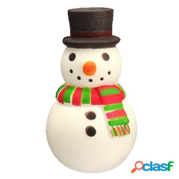 Cappello pupazzo di neve Squishy Soft Slow Rising con