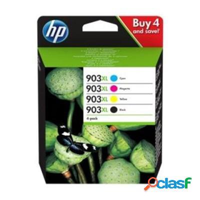 Cartuccia Hp 3HZ51AE Multipack 903XL (Conf. da 4 pz.)
