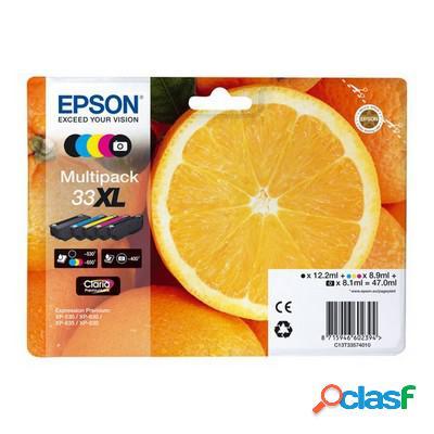 Cartuccia originale Epson EXPRESSION HOME XP830 NERO+NERO