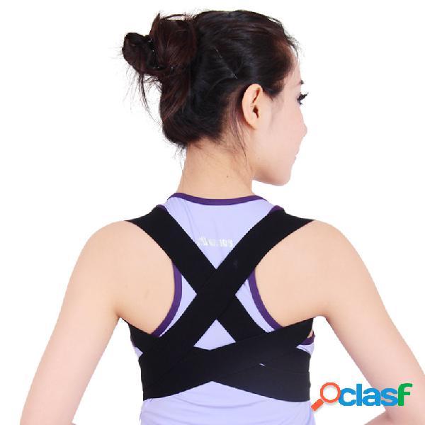 Cintura per la correzione della postura Supporto lombare