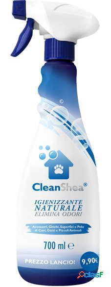 Cleanshea igienizzante naturale ml 700 (per cani gatti e