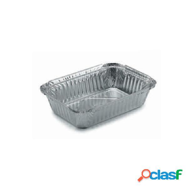 Contenitore Rettangolare Monouso Per Alimenti In Alluminio