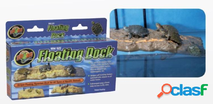 Croci isola per tartarughe turtle dock mini