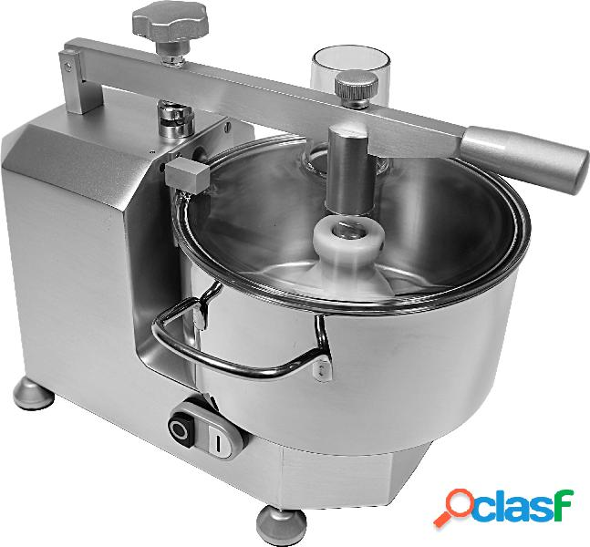 Cutter monofase con capacità vasca 3 LT e potenza 370 W