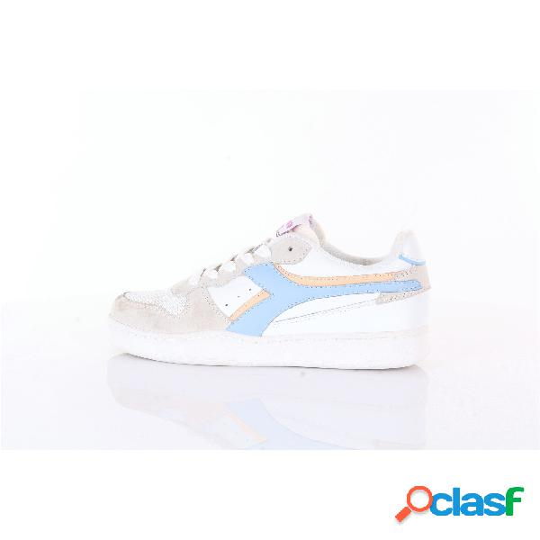 DIADORA diadora sneakers basse Sneakers Basse Donna Bianco e