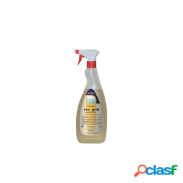 Detergente Specifico Per Griglie E Piastre Rev Grill -