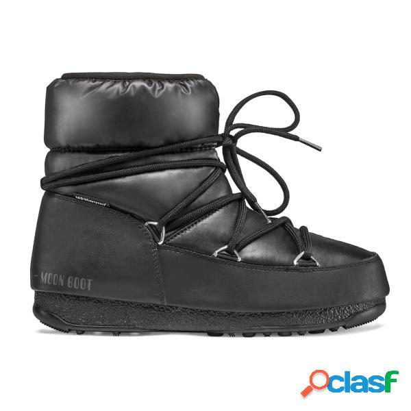 Doposci Moon Boot Low nylon Wp (Colore: nero, Taglia: 40)