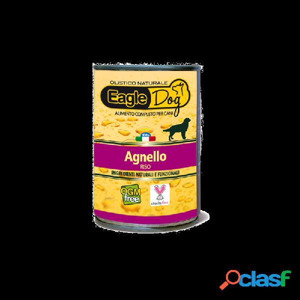 Eagle Dog - Eagledog Agnello E Riso Cibo Umido Per Cani