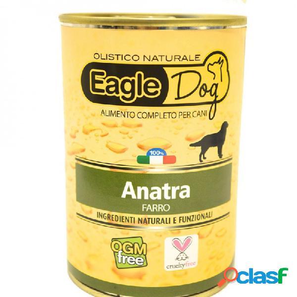 Eagle Dog - Eagledog Anatra E Farro Cibo Umido Per Cani