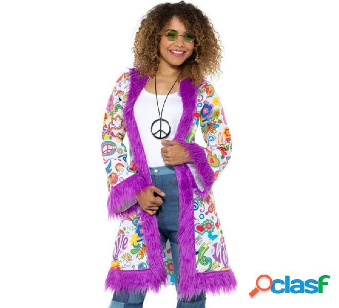 Elegante cappotto hippie per donna