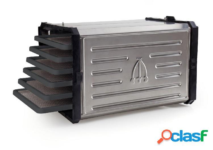 Essiccatore 500 W, L 270 mm x P 500 mm x H 260 mm, display