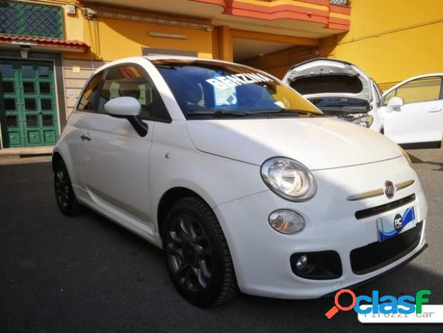 FIAT 500 benzina in vendita a Giugliano in Campania (Napoli)