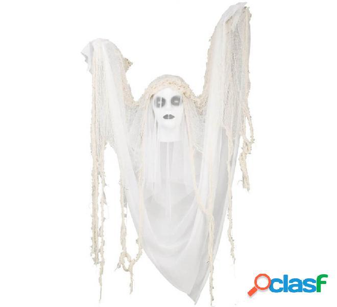 Fantasma sposa con movimento, luce e suono di 120 cm