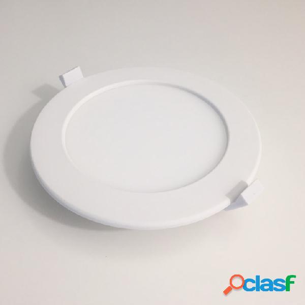 Faretto a LED da incasso rotondo diametro 150 mm - Lumen 890