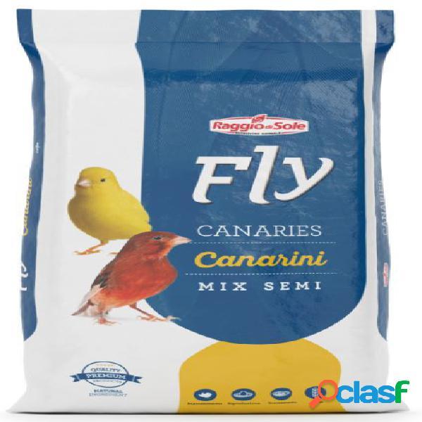 Fly hobby canaries canarini kg 5 - alimento composto per
